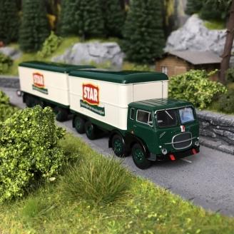 "Camion FIAT 690 Millepiedi ""STAR""-HO 1/87-Starline Models 58433"