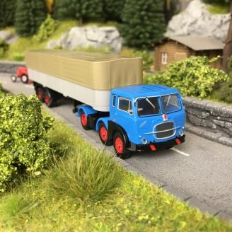Camion FIAT 690 T Bâche-HO 1/87-Starline Models 58501