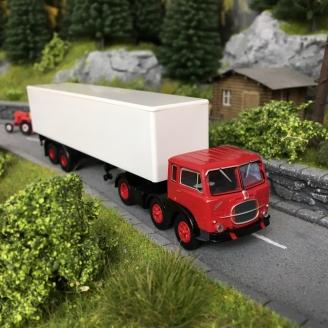 Camion FIAT 690 T Semi-HO 1/87-Starline Models 58500