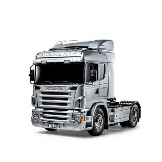 Scania R470 Silver Edition Kit - 1/14 - TAMIYA 56364