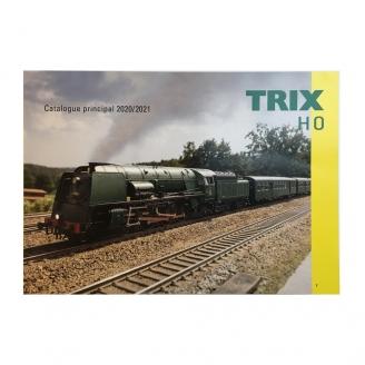 Catalogue principal Trix HO 2020-2021 français 146 pages - TRIX 19851