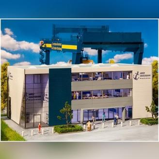 Bâtiments d'assurances - HO 1/87 - FALLER 130891