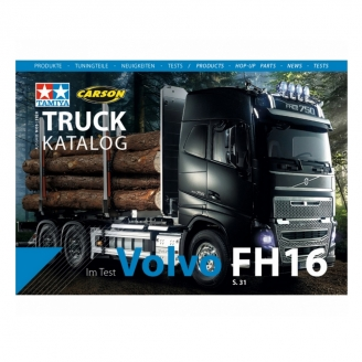 Catalogue RC Tamiya / Carson Truck - 132 pages - CARSON 500990146