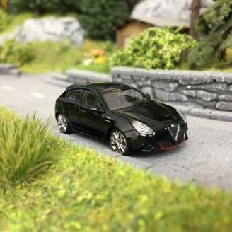 Alfa Romeo Giulietta Veloce Noire-HO 1/87-MINICHAMPS 870 120002