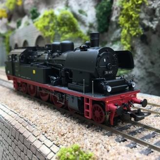 Locomotive BR 78 78 469 DR Ep III digital son-HO 1/87-PIKO 50606