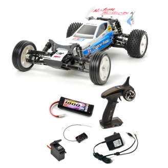 Buggy Neo Fighter, RTR - 1/10 - TAMIYA 58587L