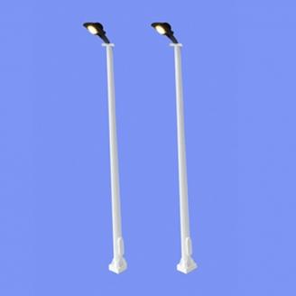 2 lampadaires modernes-N 1/160-MABAR 60200N