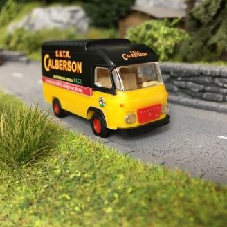 Camion Saviem SG2 Calberson Nancy-HO-1/87-IGRA 2912.4