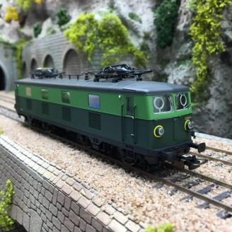 Locomotive Rh 2800 SNCB Ep III -HO 1/87- PIKO 96566