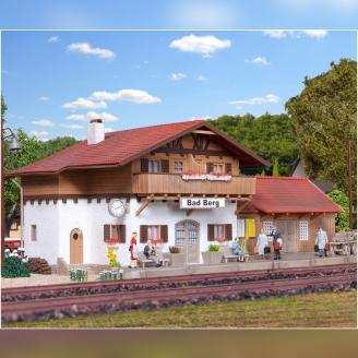 Gare type Bad Berg-HO 1/87-VOLLMER 43526