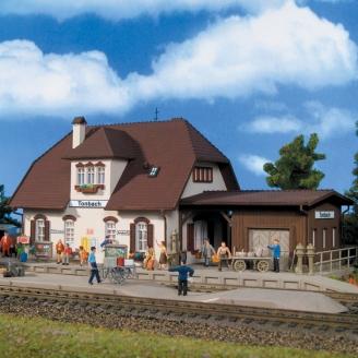 Gare type Tonbach-HO 1/87-VOLLMER 43524