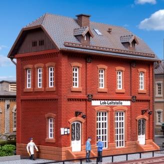 Centre de contrôle des locomotives-HO 1/87-VOLLMER 45712