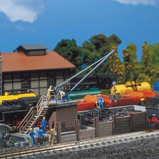 Installation chargement charbon-N-1/160-FALLER 222154
