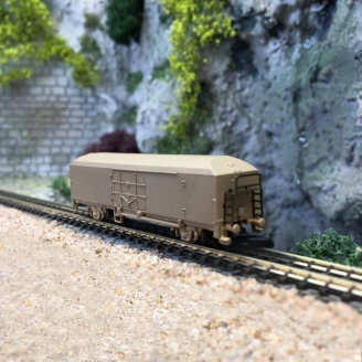 Wagon frigorifique FS en Bronze série limitée - Z 1/220 - MARKLIN 82389