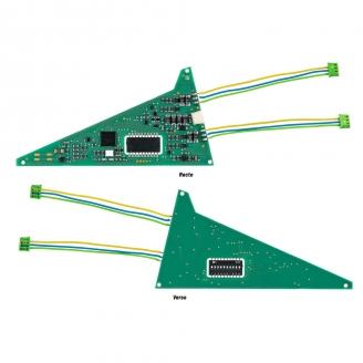 Décodeur digital pour moteur d'aiguillage voie C-HO-1/87-MARKLIN 74466