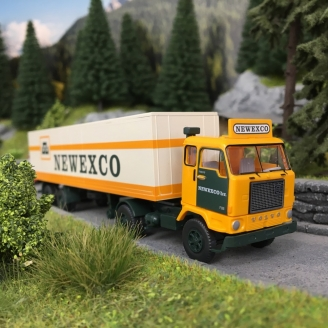 Camion Volvo F88 NEWEXCO-HO 1/87-WIKING 54202