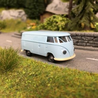 """Combi VW T1b Tolé """"Barndoor""""-HO-1/87-BREKINA 32728"""