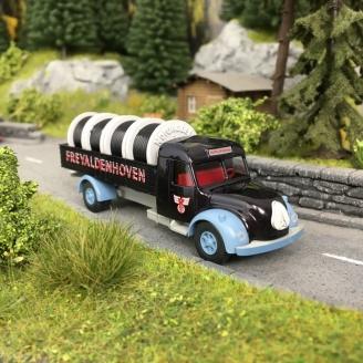 "Camion Magirus S 7500 ""FREYALDENHOVEN""-HO 1/87-WIKING 85507"