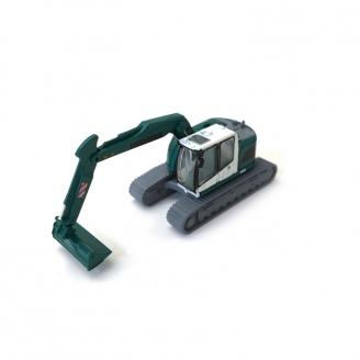 Pelleteuse Compacte à chenilles Liebherr vert / blanc-N-1/160-MINIS LC4257