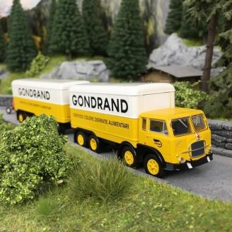 "Camion FIAT 690 Millepiedi ""GONDRAND""-HO 1/87-Starline Models 58436"