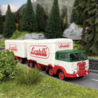 "Camion FIAT 690 Millepiedi ""LOCATELLI""-HO 1/87-Starline Models 58438"