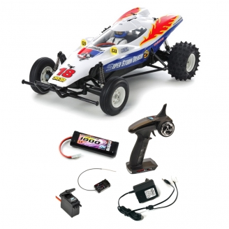 Pack Buggy Super Storm Dragon 2WD - 1/10 - TAMIYA 47438 PCK