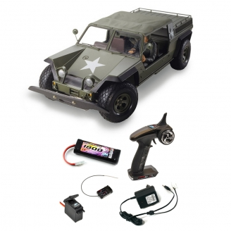 Pack XR 311 Véhicule support de combat 2WD Kit - 1/12 - TAMIYA 58004 PCK