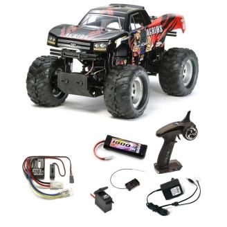 Pack Agrios TXT2 4WD Kit - 1/10 - TAMIYA 58549 PCK