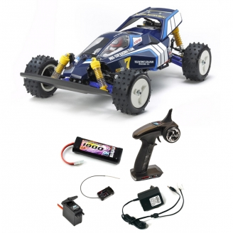 Pack Buggy Terra Scorcher 4WD - 1/10 - TAMIYA 47442 PCK