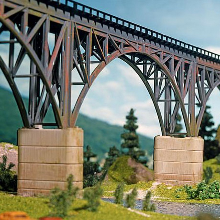 Pilliers pour pont-N-1/160-FALLER 222548