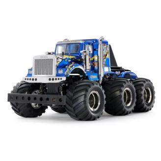 Camion KongHead G6-01 6WD Kit - 1/18 - TAMIYA 58646