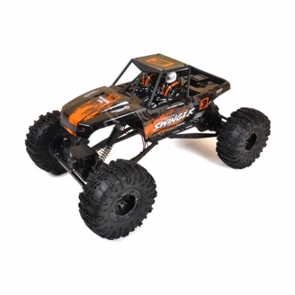 Crawler Pirate Swinger, 4WD, électrique RTR - 1/10 - T2M T4942