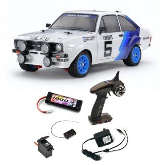 Ford Escort Mk.II Rally MF01X 4WD - 1/10 - TAMIYA 58687