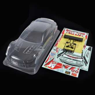 "Carrosserie Skyline GT-R R35 ""Motul Autech Racing"" - 1/10 - TAMIYA 51584"
