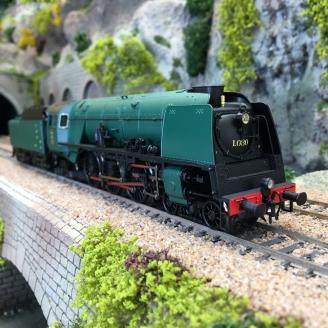 Locomotive Série 1 - 1.030 SNCB Ep III digital son-HO 1/87-MARKLIN 39480