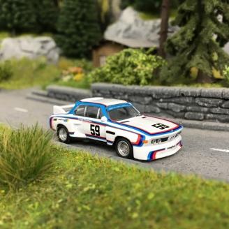 BMW CSL 3.5-HO 1/87-SCHUCO 452648800