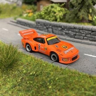 Porsche 935 Jägermeister N°8-HO 1/87-SCHUCO 452650100