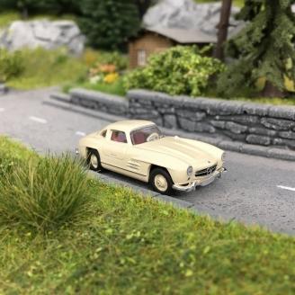 Mercedes 300 SL -HO 1/87-SCHUCO 452639300