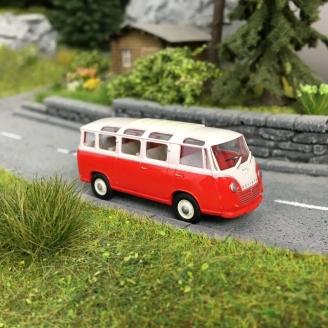 """Camionnette """"Goliath Express 1100"""" Luxusbus-HO 1/87-BUSCH 94150"""