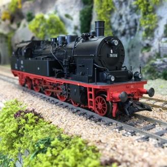 Locomotive 78 516 DB Ep III - HO 1/87 - TRIX 22876