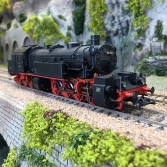 Locomotive 96 024 DRG Ep II Digital son 3R-HO 1/87-MARKLIN 39961
