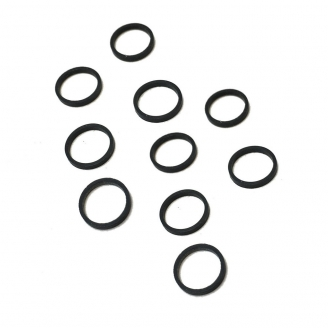 10 Bandages 10.3 / 12.8 mm-HO-1/87-FLEISCHMANN 648011