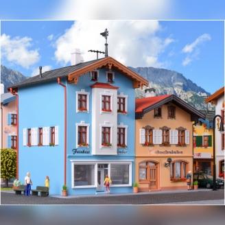 2 Maisons de ville -HO-1/87-KIBRI 38818