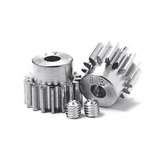 Pignons moteur 16/17T 0,6 - 1/10 - TAMIYA 50354