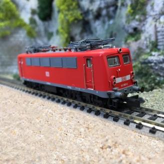 Locomotive BR 141 141083-6 DB Ep V digital son-N 1/160-MINITRIX 16142