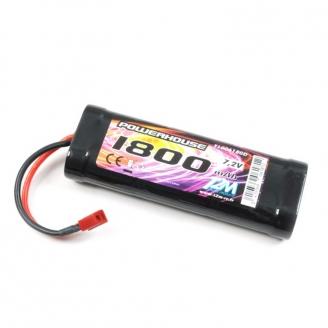 Batterie Ni-MH powerhouse 1800 mAh, 7.2V - T2M T1006180D