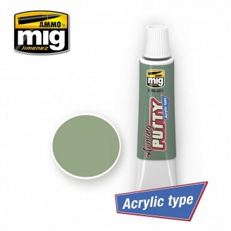 "Mastic ""Arming Putty"" Acrylic Type - AMMO 2039"