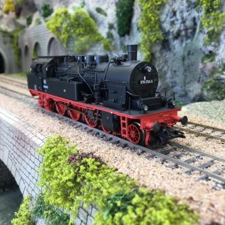 Locomotive 078256-5 DB Ep IV - HO 1/87 - TRIX 22875