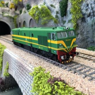 Locomotive diesel 319-025-3 RENFE Ep IV-HO 1/87-MABAR 81513
