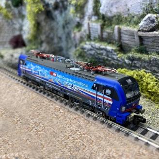 Locomotive 193 525-3 SBB Cargo  Ep VI - N 1/160 - FLEISCHMANN 739283
